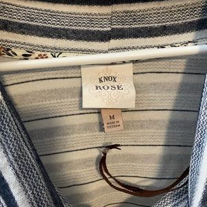 Knox Rose Sweaters - Stripped Knox Rose Sweater